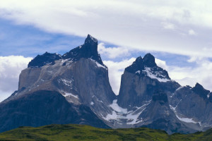 Uma das paisagens mais espetaculares de todo o continente: Torres del Paine. Foto Margi Moss