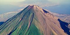 O belíssimo vulcão Concepción, Nicarágua. Foto Margi Moss